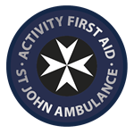 Activity First Aid Silver Badge