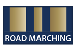 Road Marching Bronze Badge