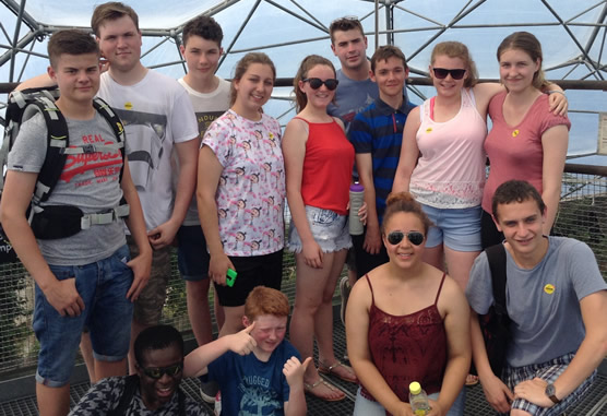 RAF St Mawgan Summer Camp 2015 | Thames Valley Wing