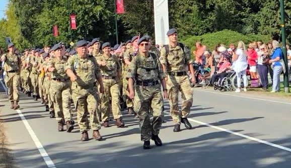 Arnhem Airborne March 2018